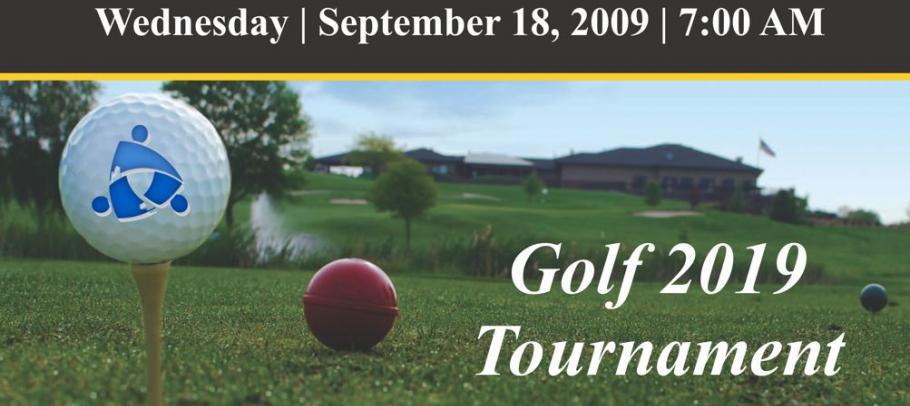 Heartland Golf event invite banner
