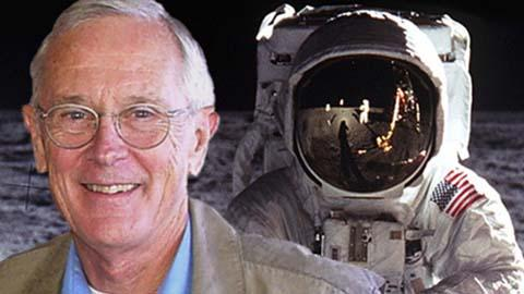 Charlie Duke, Moonwalker