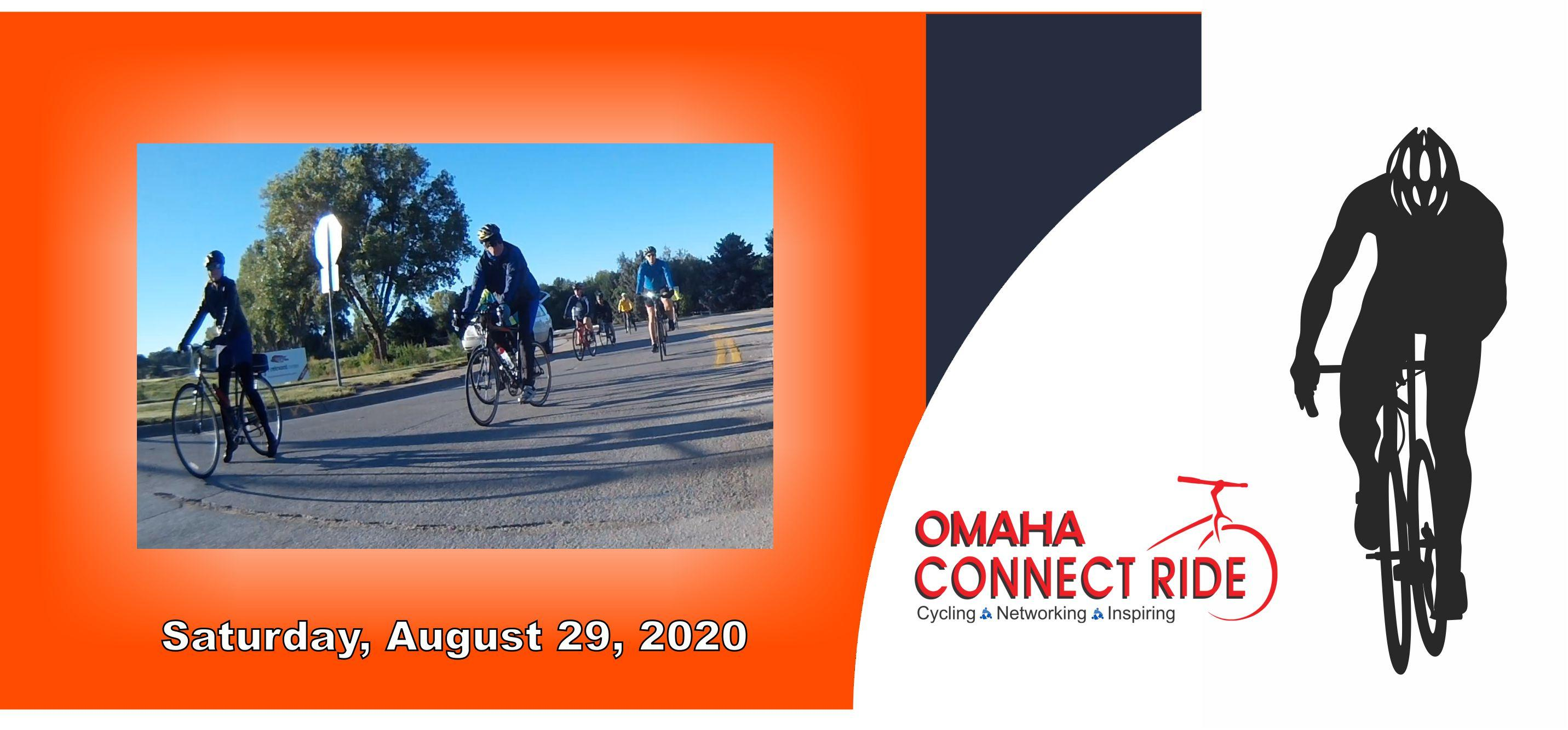 Omaha Connect Ride | Cycling in the Omaha Nebraska