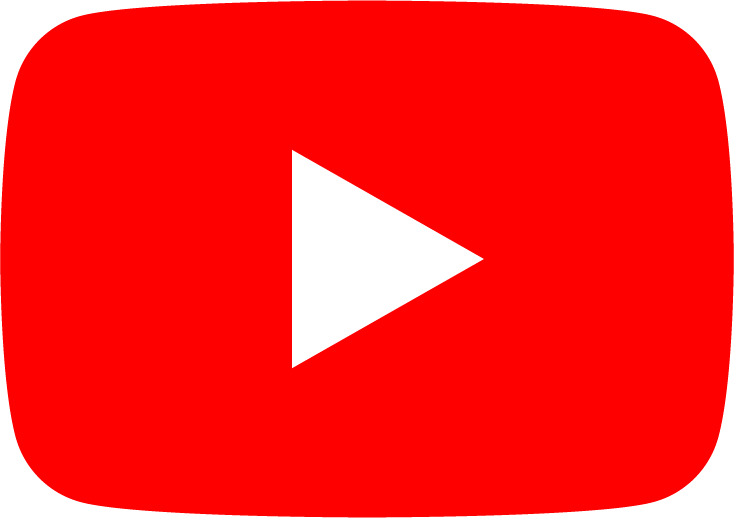 official color YouTube logo