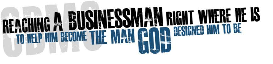 Become the man God created you to be
